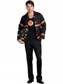 Smokin' Hot Fire Department Man Adult Costume - Clearance Size XXL