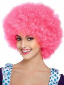 Party Time Hot Pink Afro Wig