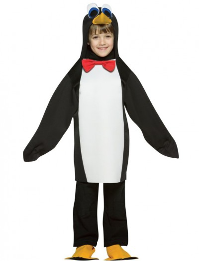 Penguin Child Costume