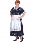 I Love Lucy Classic Adult Plus Costume