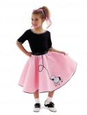 Sock Hop Sweetie Child Costume