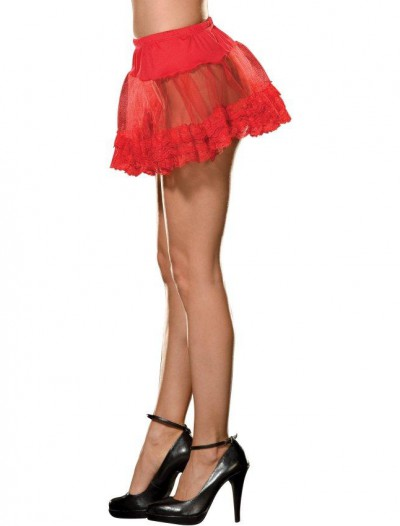Angel Petticoat (Red) Adult