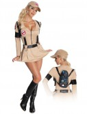 Ghostbusters Sexy Adult Costume - Clearance Size XS
