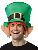 Leprechaun Top Hat With Ears