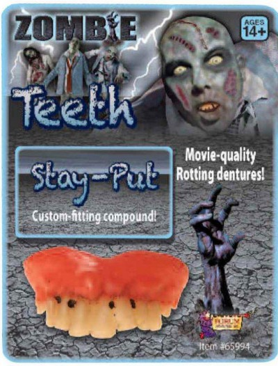 Rotted Teeth Adult