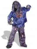Complete Zombie Adult Plus Costume