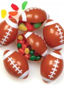 Football Candy Containers