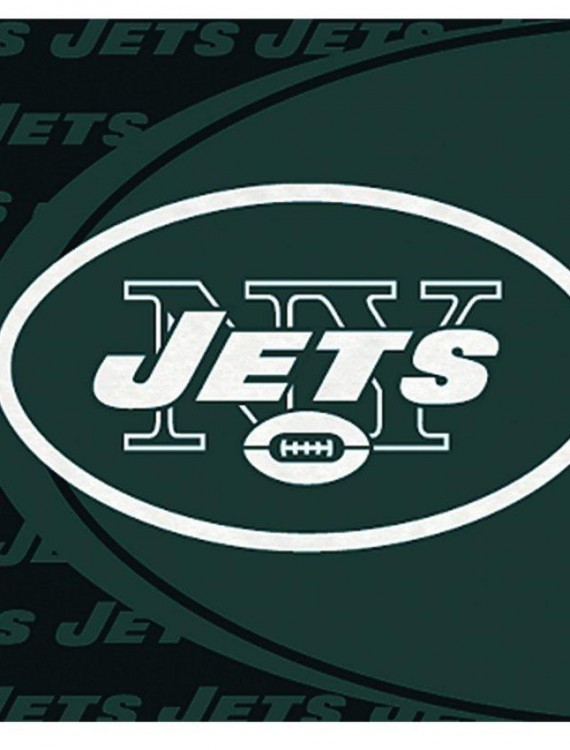 New York Jets Lunch Napkins (16 count)