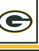 NFL Green Bay Packers Lunch Napkins (16 count)