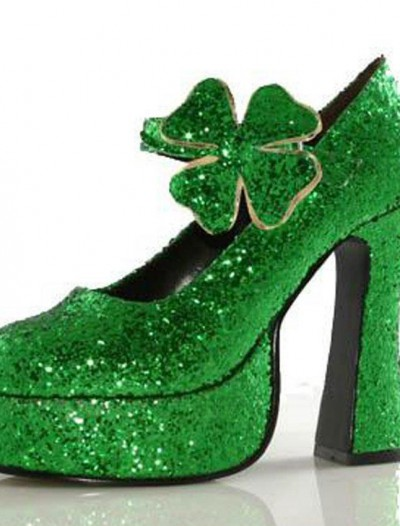 Shamrock (Green) Adult Shoes