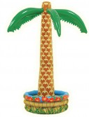 6' Inflatable Palm Tree Beverage Cooler