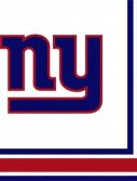 NFL New York Giants Lunch Napkins (16 count)