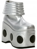 KISS Spaceman Deluxe Adult Boots