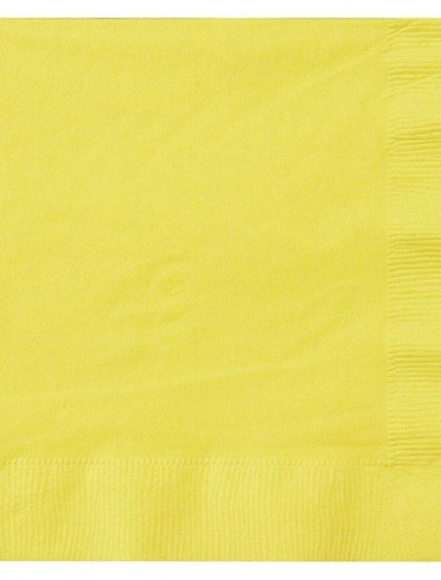 Mimosa (Light Yellow) Lunch Napkins (50 count)