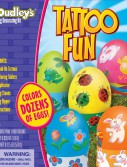 Tattoo Fun Egg Decorating Kit