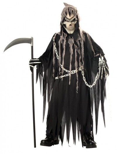 Mr. Grim Child Costume