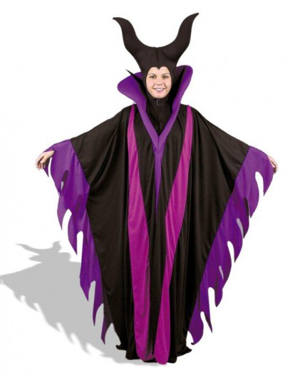 Maleficent Witch Adult Plus Costume