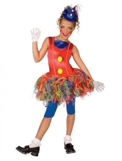 Clown Shreddy Child Costume