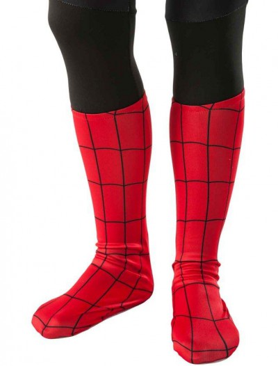 Ultimate Spider-Man Kids Boot Covers