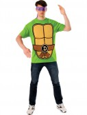 Teenage Mutant Ninja Turtles Donatello Adult T-Shirt Kit
