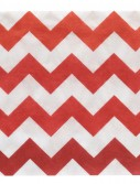 Chevron Red Beverage Napkins (20 count)