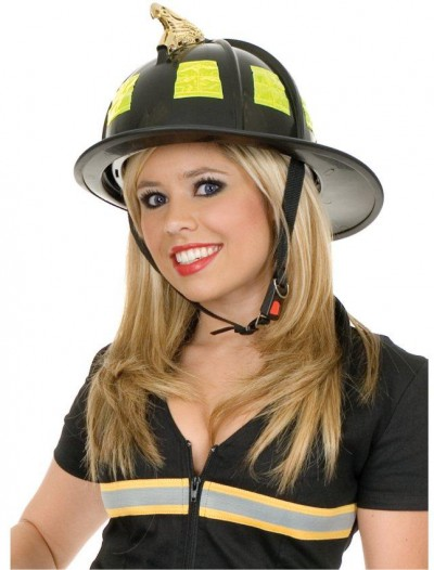 Black Fire Helmet