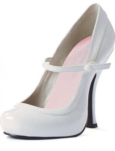 Babydoll (White) Adult Shoes