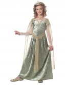 Queen Guinevere Child Costume