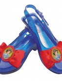 Disney Snow White Kids Sparkle Shoes