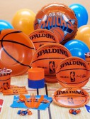 New York Knicks NBA Basketball Deluxe Party Kit