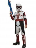 Star Wars Clone Wars Commander Fox Child Costume