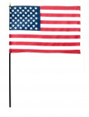 American Flag 12 x 18  Polyester