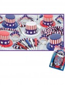 Spirit of America Patriotic Party Assortment for 10 People