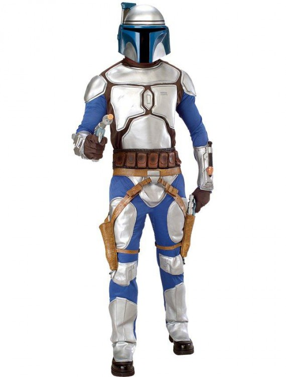 Star Wars Jango Fett Deluxe Adult
