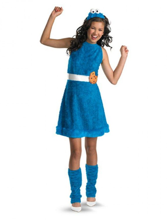 Cookie Monster Child/Tween Costume