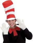 Dr. Seuss The Cat in the Hat Movie - The Cat in the Hat Mitts (Adult)