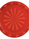 Red Round Tray (12)