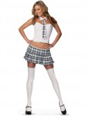 Boarding School Girl Adult Costume