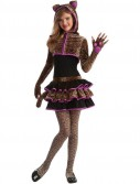Leopard Tween Costume