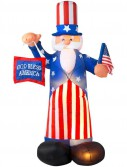 Airblown Inflatable Uncle Sam