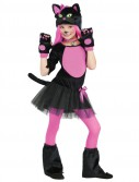 Miss Kitty Child Costume
