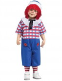 Raggedy Ann Andy - Andy Toddler Costume