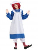 Raggedy Ann Andy - Ann Child Costume