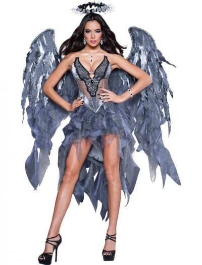 Dark Angel's Desire Womens Dress Costume