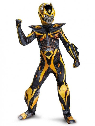 Transformers Age of Extinction - Prestige Bumblebee Kids Costume