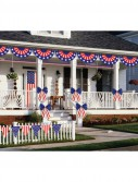 Patriotic Outdoor Ultimate Decorating Kit