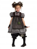 Gothic Rag Doll Child Costume