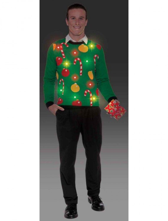 Christmas - Light Up Ugly Sweater