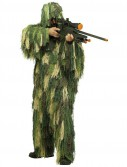 Camouflage Adult Ghillie Suit Costume