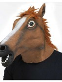 Horse Head Adult Mask